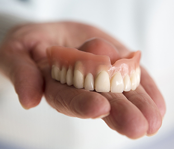 Dr. Edward Fritz Dentures Mesa area patients ask about the cost of dentures