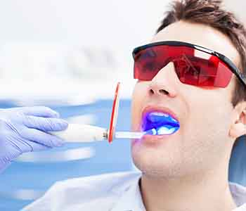 Dr. Edward Fritz Laser Gum Disease Treatment At what stages of gum disease can Mesa area patients use laser treatment?