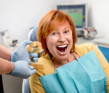 Dr. Edward Fritz Dentures Permanent Dentures Mesa – Best Dentures