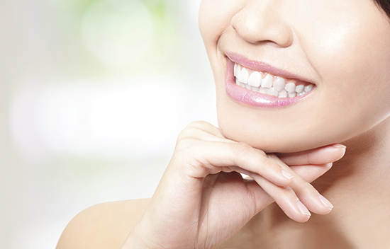 Best Cosmetic Dentist in Mesa - Smiling Lady