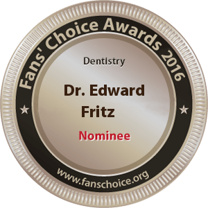 Dentist Mesa - Fans Choice Awards 2016 Badge
