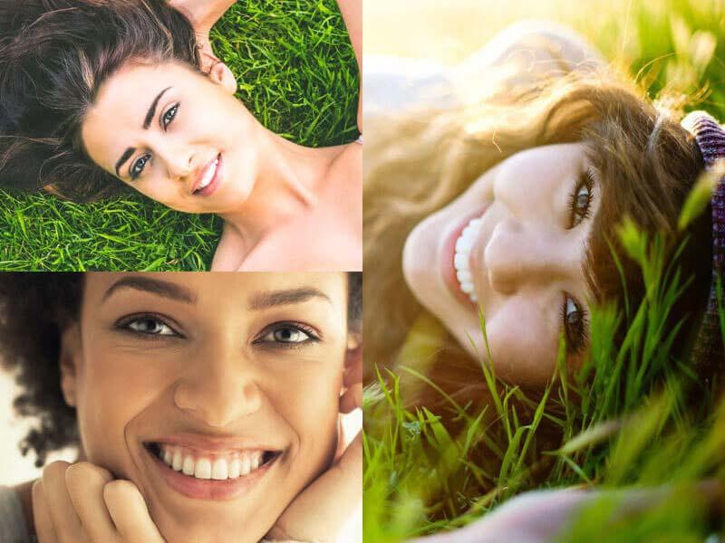 Dentist Mesa - Smiling Women